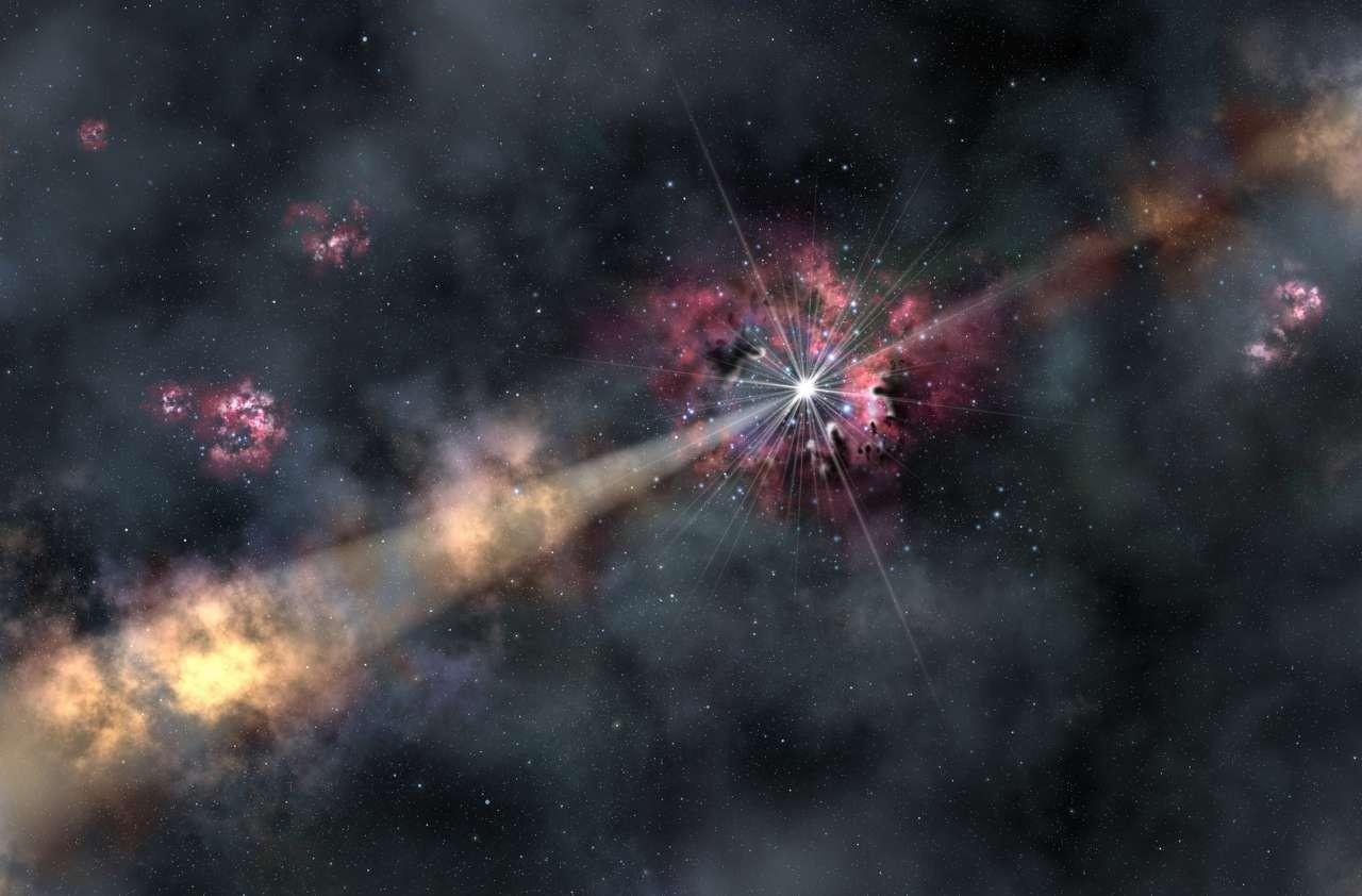 Знак откорабля пришельцев обнаружили ученые Гарварда