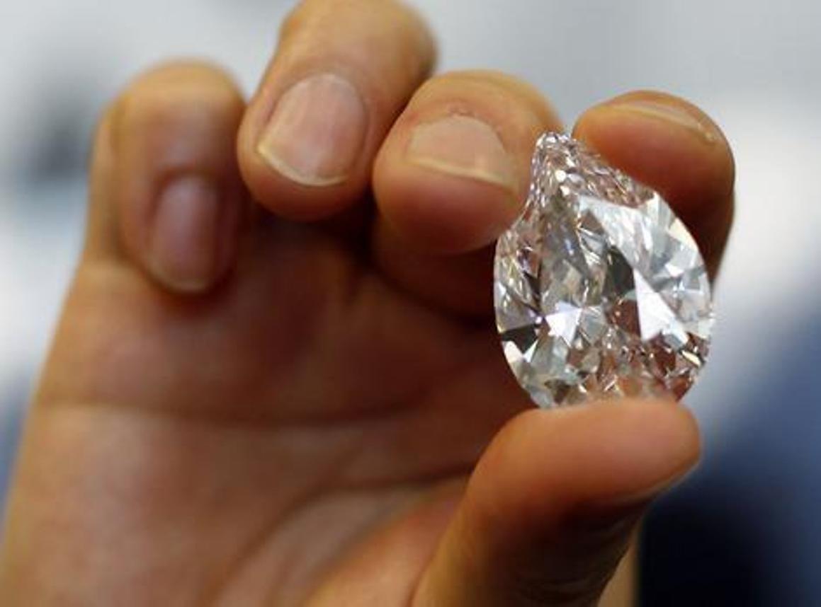 Ребенок вСША отыскал впарке алмаз в7,44 карата