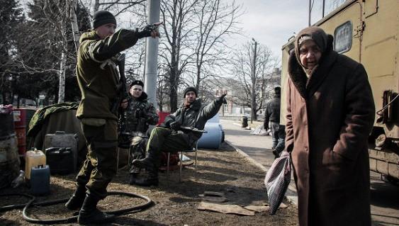 Париж выступает запрекращение блокады Донбасса, объявил Эйро Лаврову