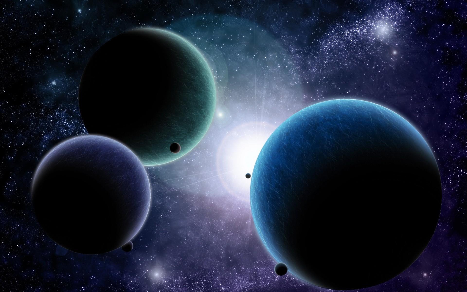 Беспризорная планета поставила астрономов втупик