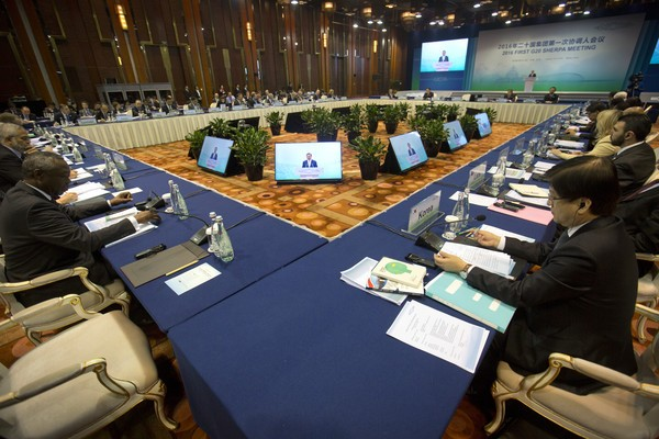 Страны G20 отказались сражаться спротекционизмом