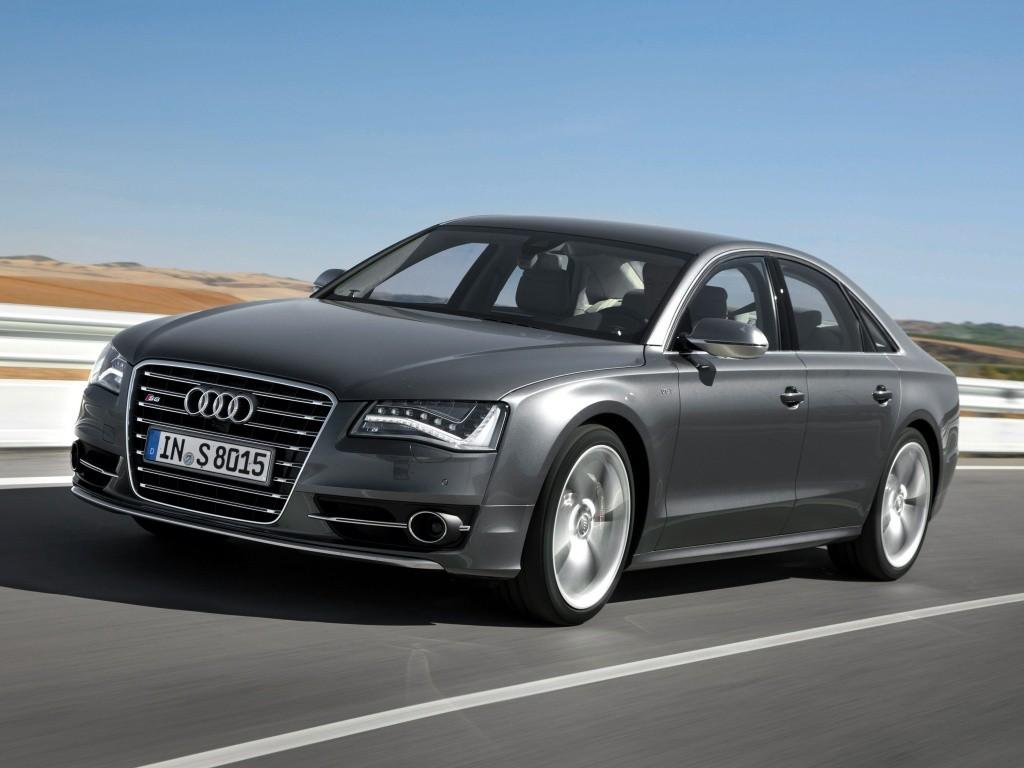 Названа дата официальной премьеры Audi A8