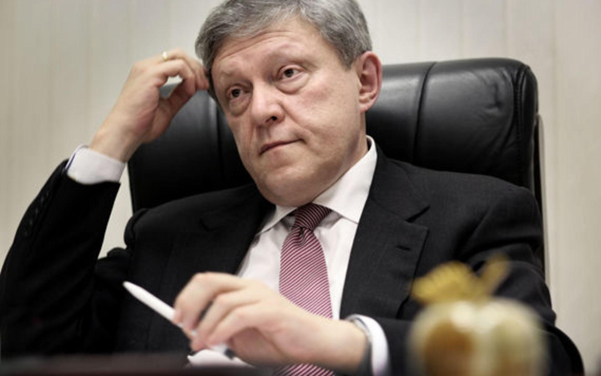 Явлинский объявил «уважение кчеловеку» темой собственной  президентской программы