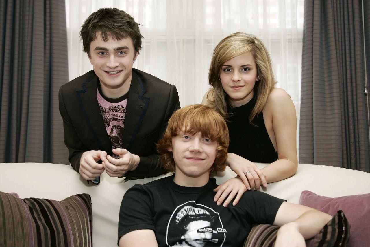 ВГолливуде снимут продление «Гарри Поттера»