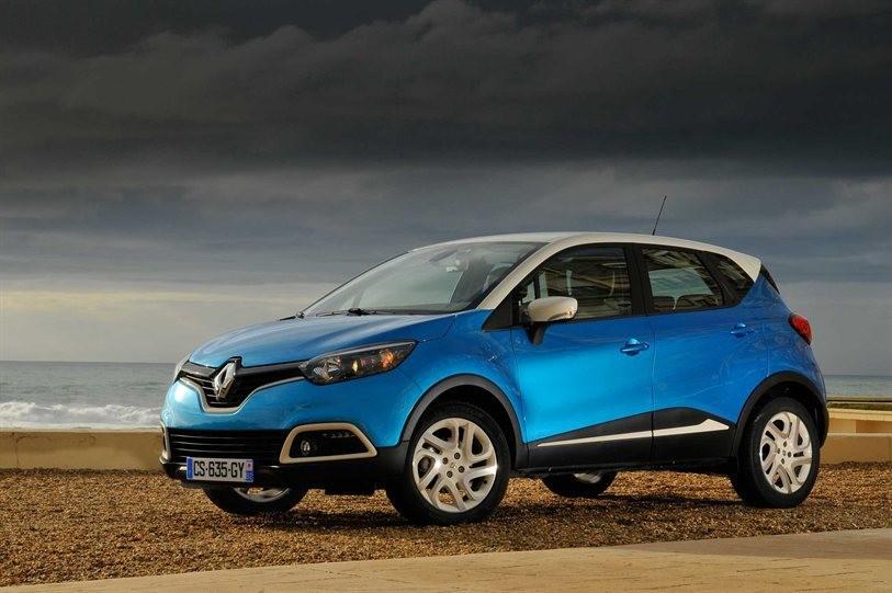 Самым продаваемым авто компании Renault стал кроссовер Captur