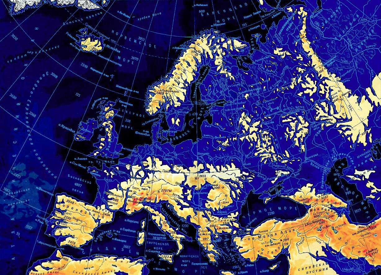 Ученые назвали срок глобального наводнения вевропейских странах