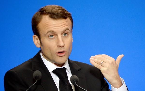 Макрон назвал последние события вСирии поражением для Франции иЕвропы