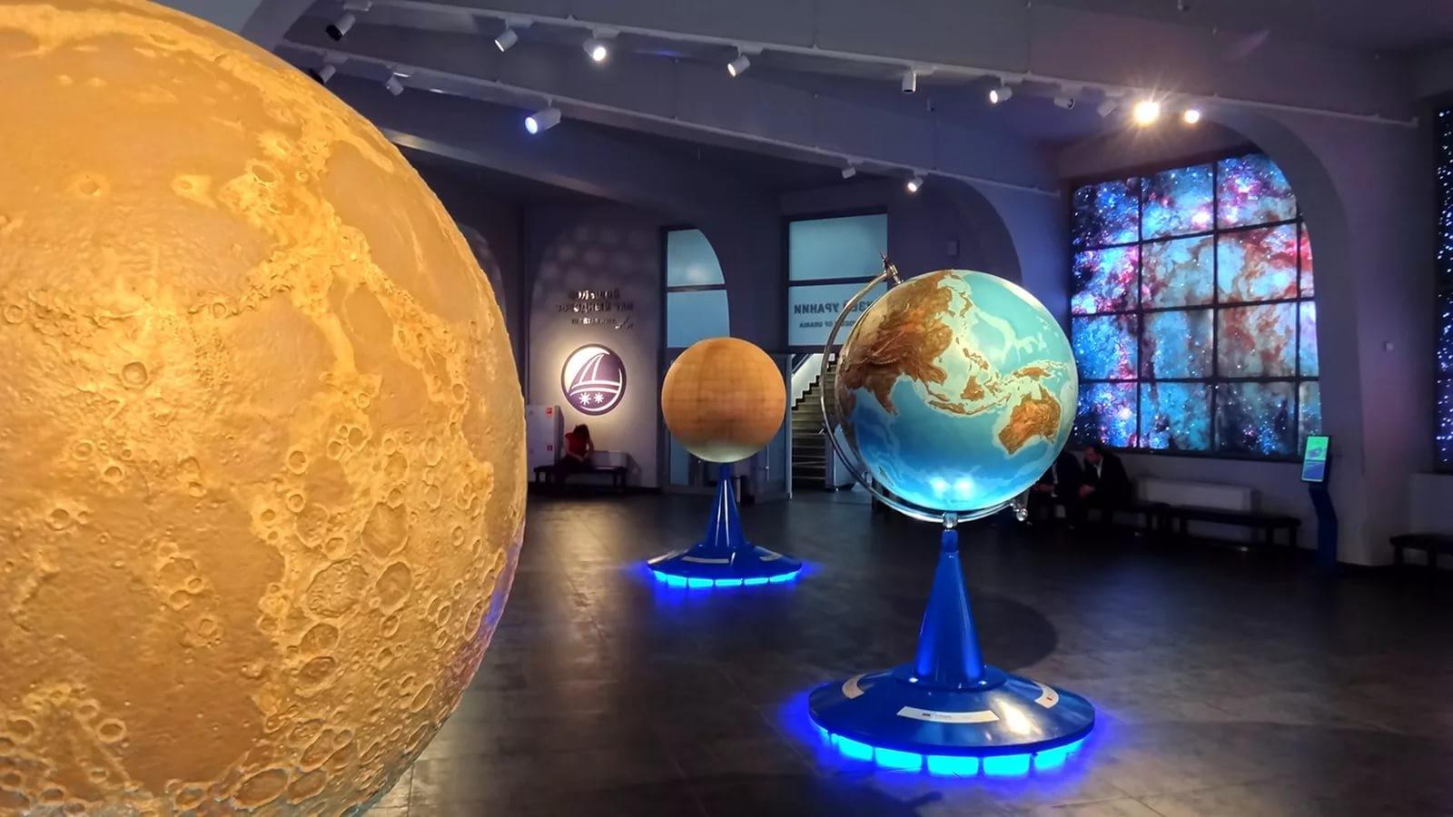 Московский планетарий впервый раз откроет курсы астрономии для взрослых