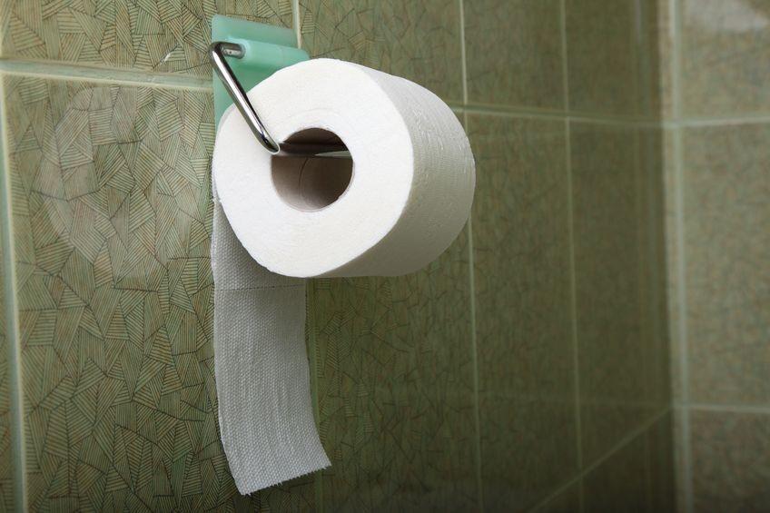 Встолице Китая  отыскали  способ сражаться  спохитителями туалетной бумаги