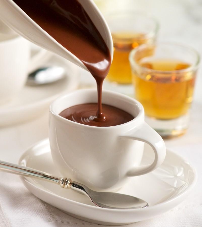 Горячий шоколад может содержать больше соли, чем морская вода— Ученые