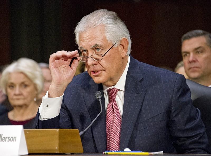 Госдеп США несмог сказать, когда Тиллерсон приедет вРФ