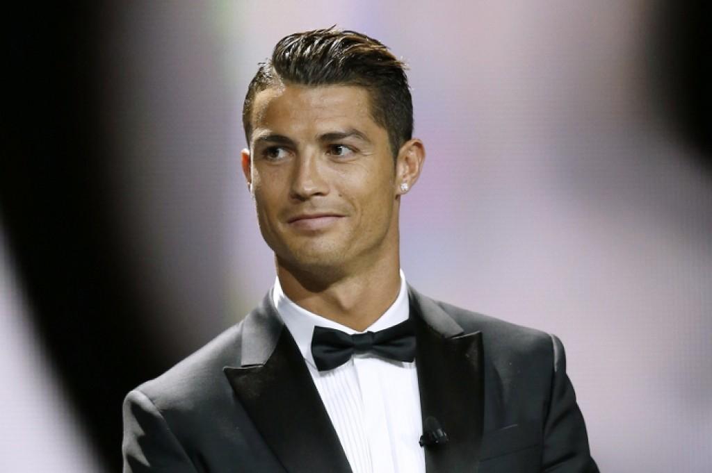 Роналду признан лучшим футболистом следующего года вПортугалии