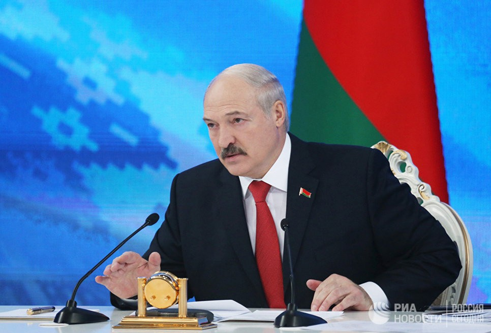 Лукашенко объявил озадержании в Республики Беларусь десятков боевиков