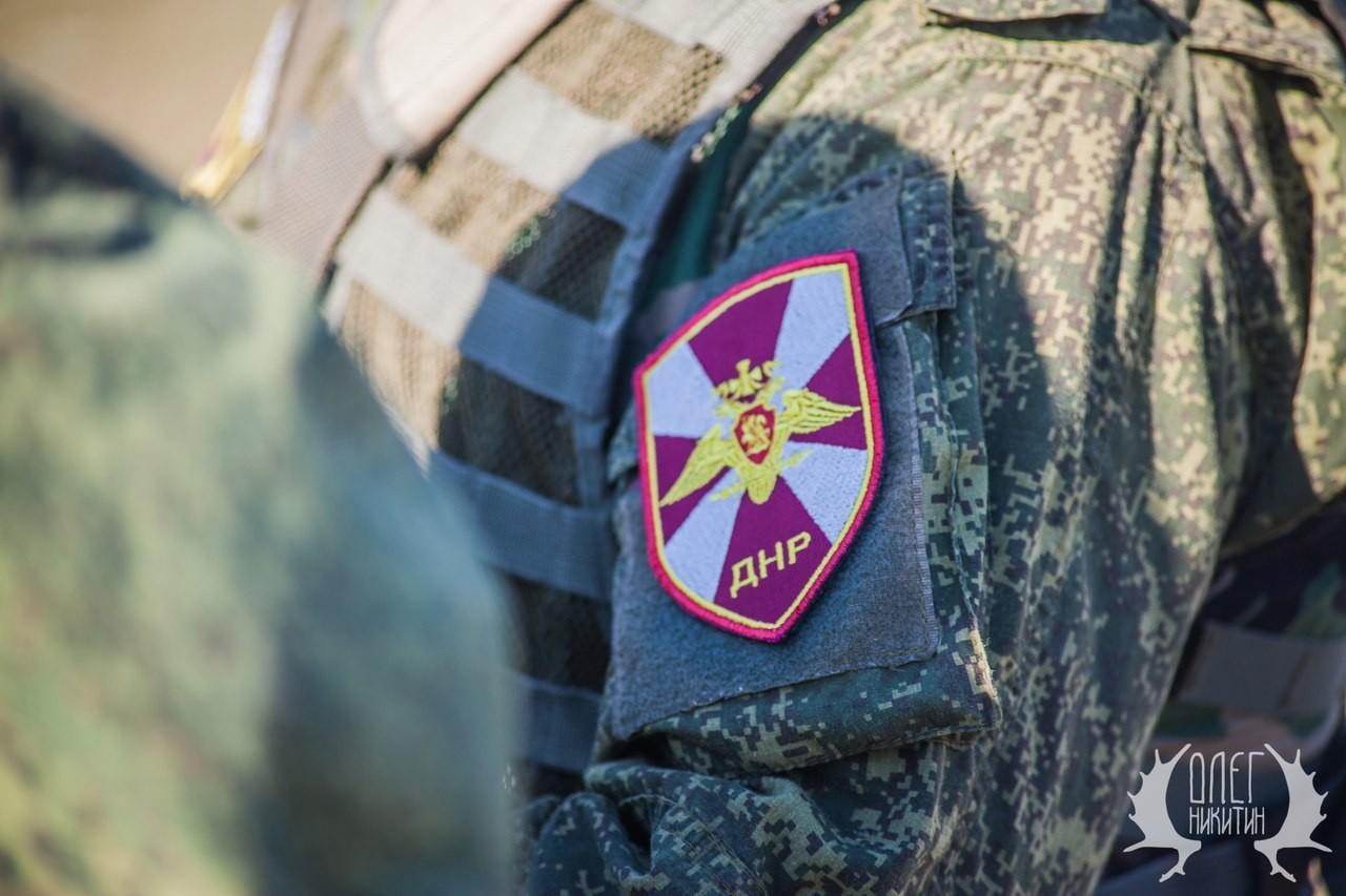ДНР: Украинские вооруженные силы начали артобстрел под Донецком