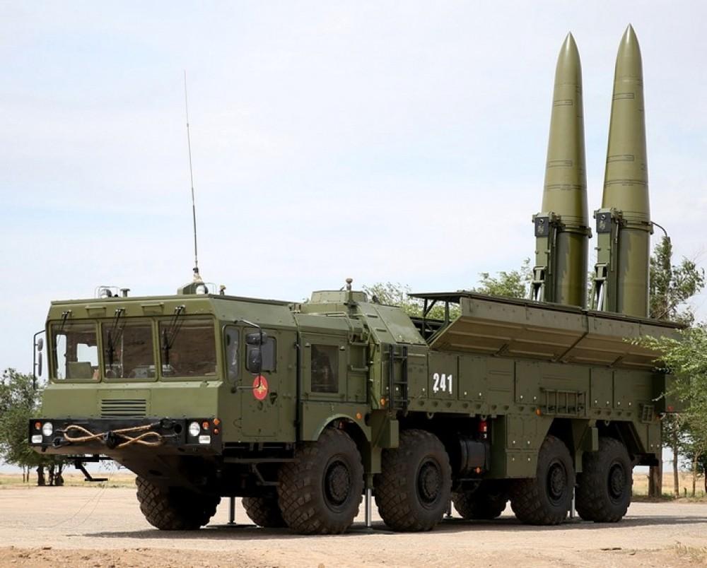 ВОренбуржье ракетчики уничтожили аэродром «противника»