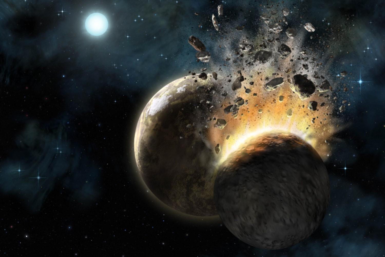 Ученые назвали дату возможного столкновения Земли и Марса