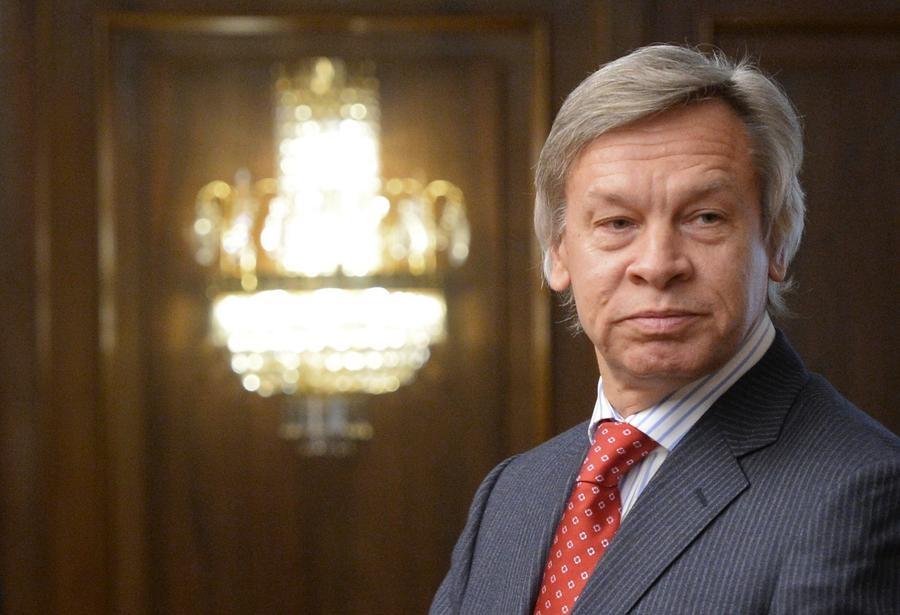 Пушков узнает, кто вФинляндии нагнетает страх перед Россией