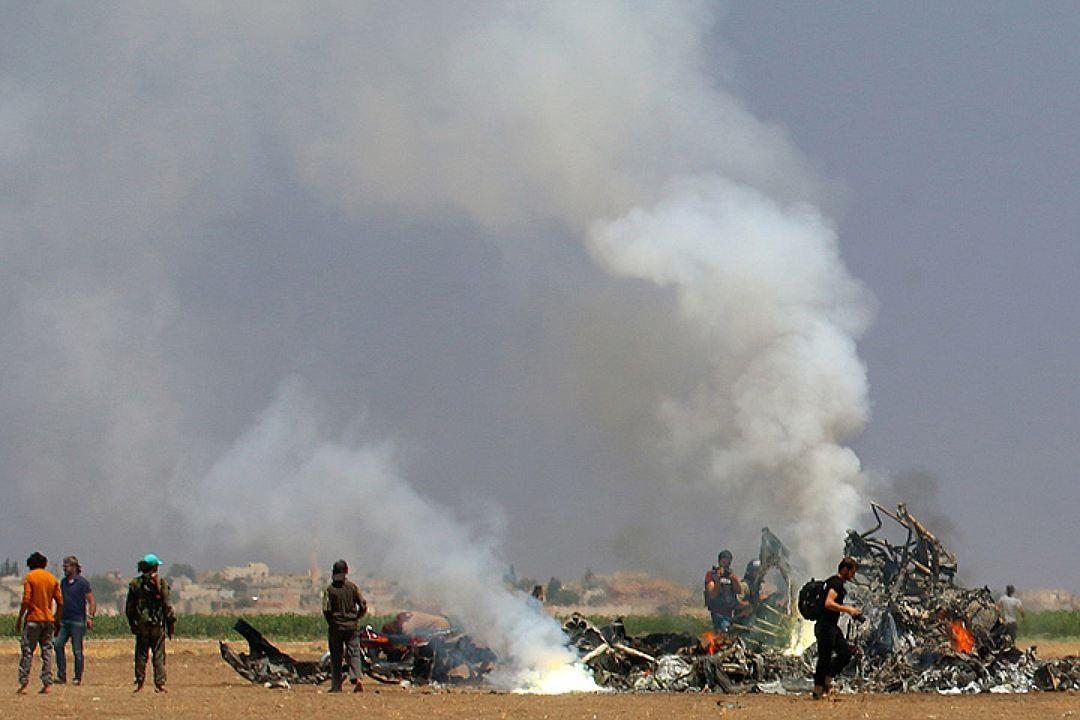 Издательство Reuters сообщило о гибели 18 россиян в Сирии