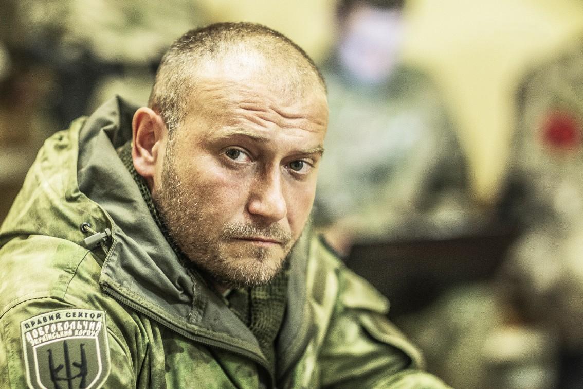 Дмитрий Ярош: Вернуть Крым может быть только втом случае, если развалится РФ