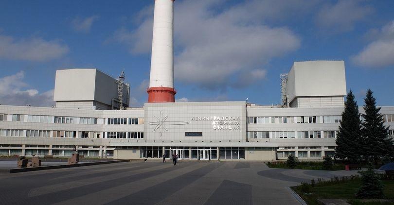 1-ый энергоблок Ленинградской АЭС остановлен наплановый ремонт