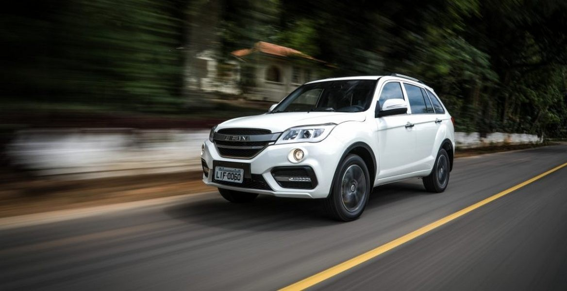 Назван лидер среди китайских авто в РФ