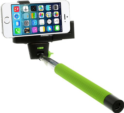 Meizu представила селфи-стик для приверженцев автопортретов