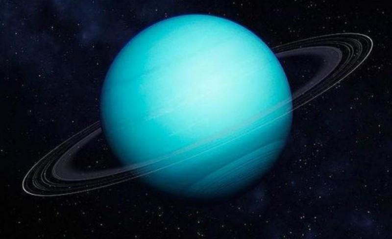Несколько млрд. лет назад Уран пережил катастрофу— Ученые