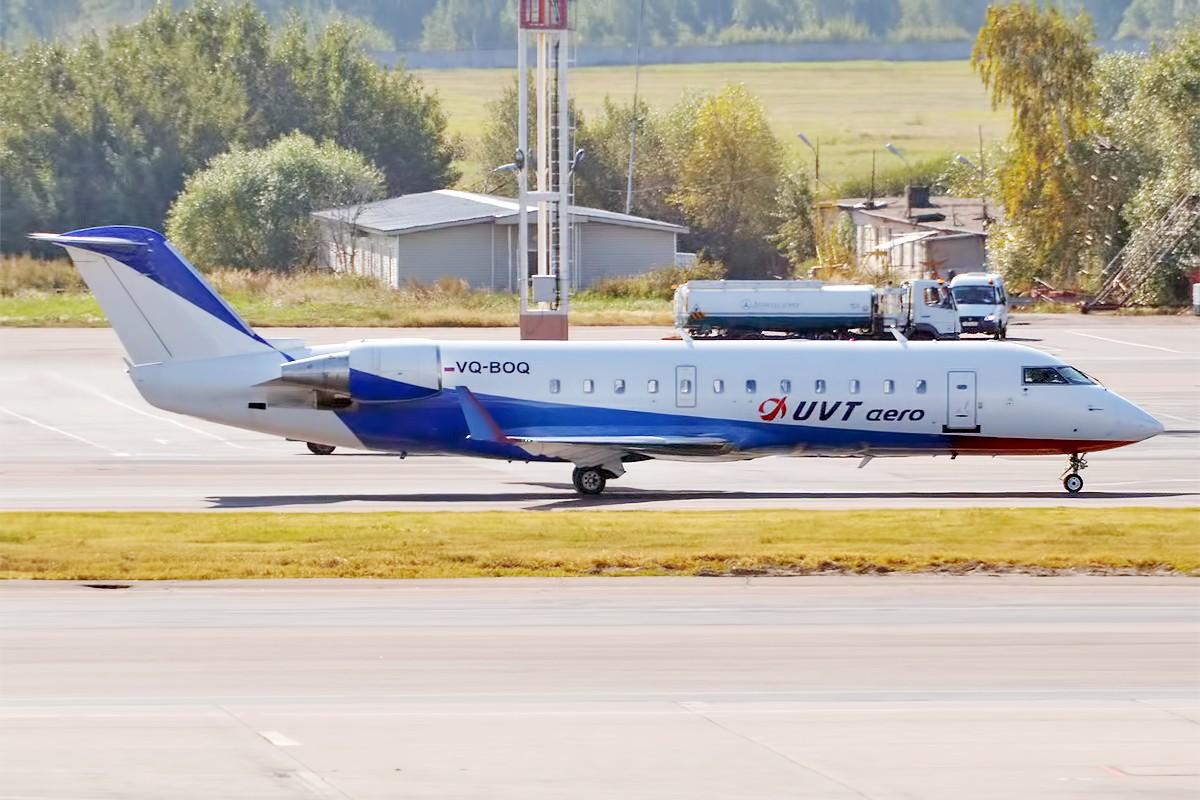 Авиакомпания «ЮВТ Аэро» открывает рейсы изНижнего Новгорода вНижневартовск
