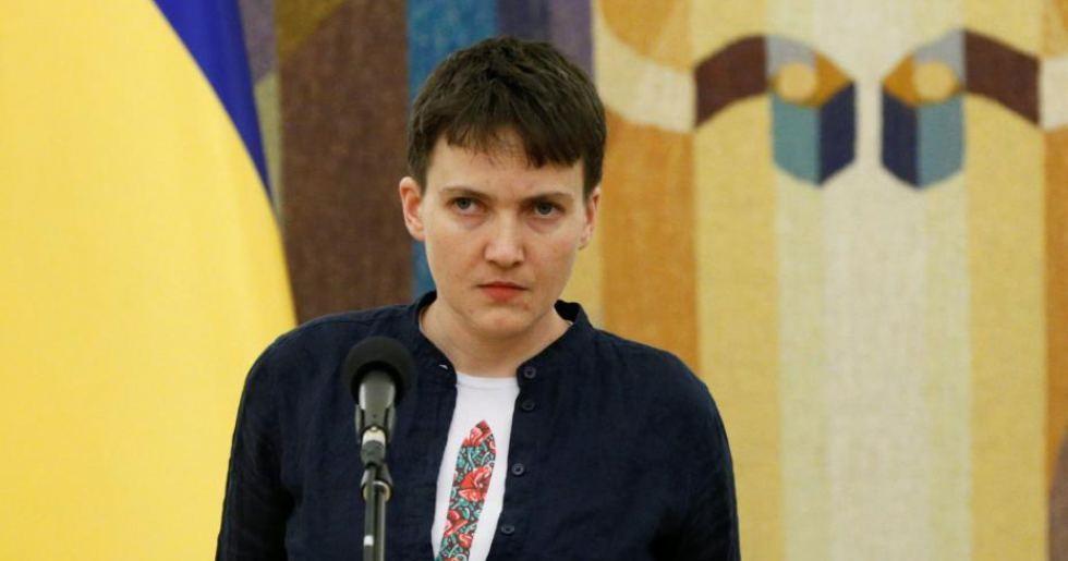 Савченко назвала три сценария будущего Украинского государства