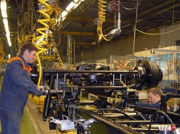 «Группа ГАЗ» запусила производство моторов для сельхозтехники