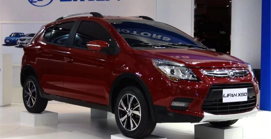 В России продажи китайских авто упали за февраль на 28