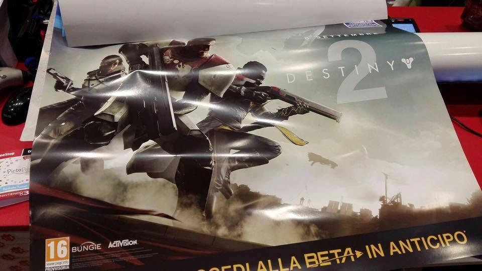 Стала известна дата выхода игры Destiny 2
