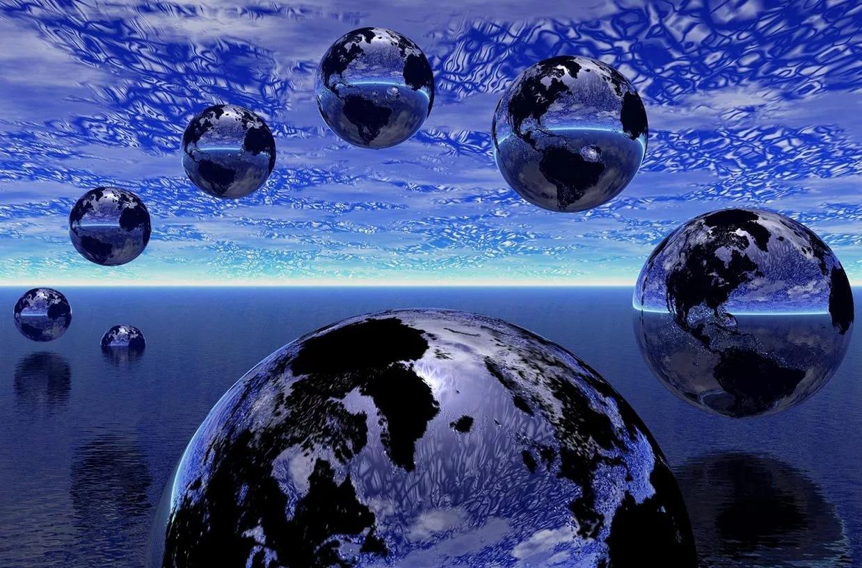 ВКосмосе имеются двери впараллельные вселенные— Сенсационная теория астрономов