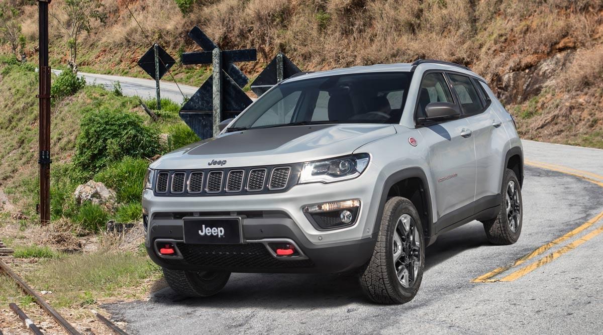 В Российской Федерации будут торговать новый кроссовер марки Jeep