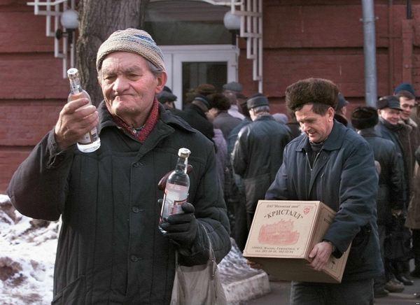 Главный нарколог Москвы Евгений Брюн: Встолице снижается число больных алкоголизмом