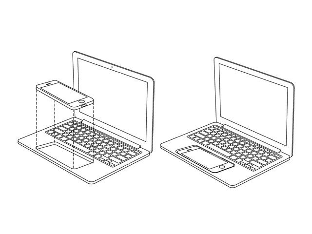 Компания Apple планирует объединить ноутбуки со смартфонами