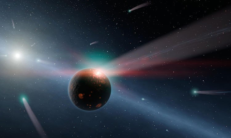 Ученые раскрыли необычайный способ инопланетных путешествий вкосмосе