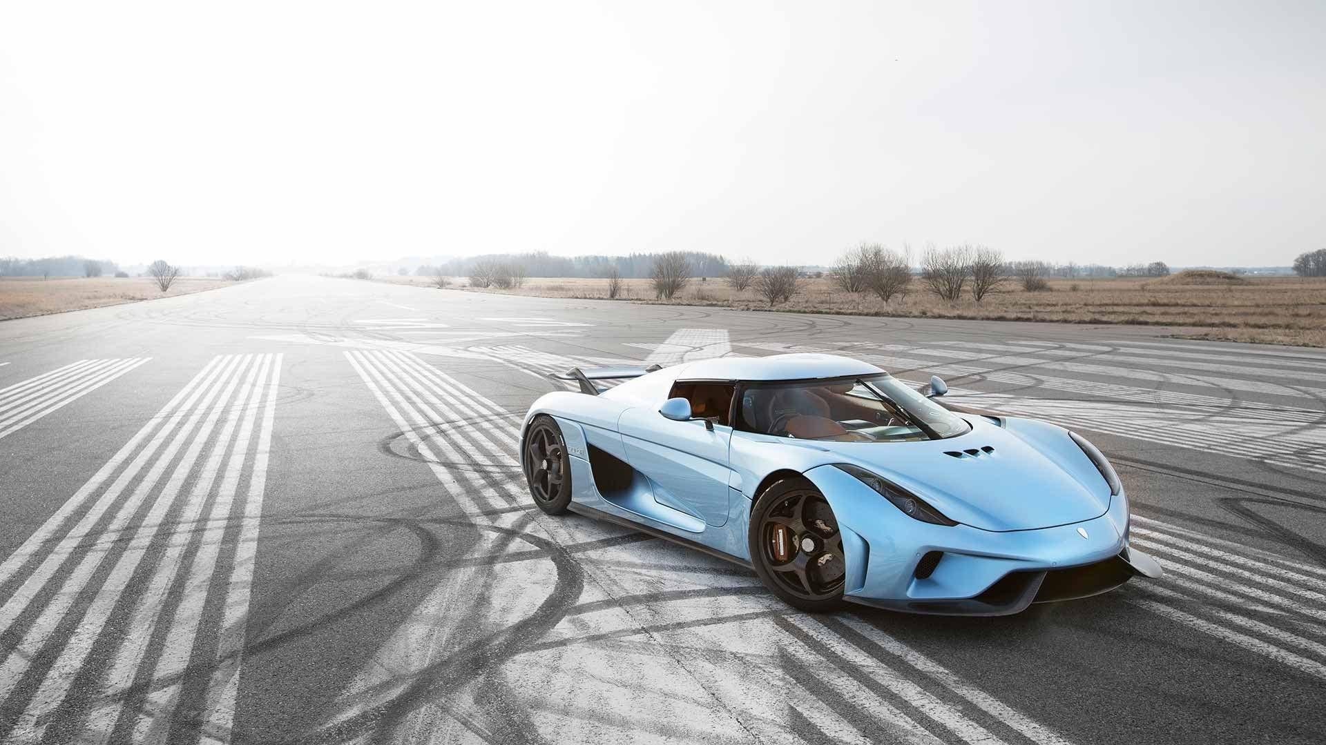 Для покупки авто марки Koenigsegg нужно постоять вочереди 4 года
