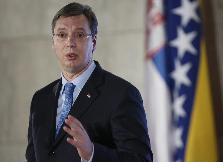 Премьер Вучич: Сербия никогда невступит вубивавшую еедетей НАТО