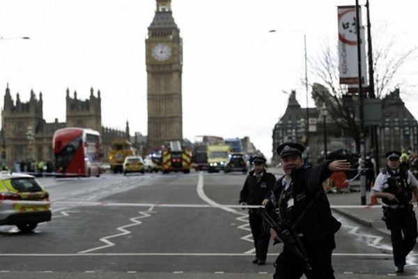 Теракт встолице Англии: Арестованы еще двое подозреваемых