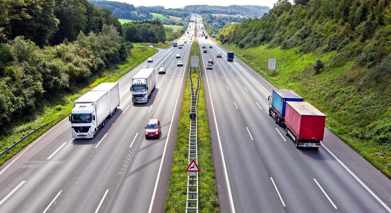 Бундестаг принял решение брать синостранцев налог за использование автобанами