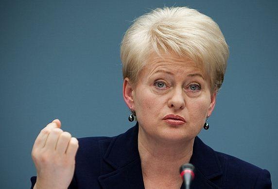 Президент Литвы назвала РФ угрозой для Европы
