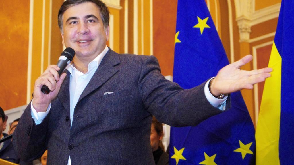 Саакашвили анонсировал объединение демократических сил Украинского государства