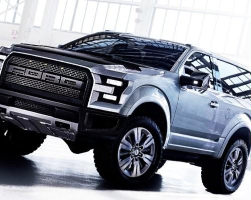Форд модернизирует устаревший пикап Bronco