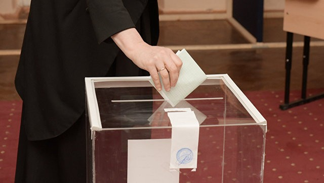 ВАбхазии началось голосование вовтором туре парламентских выборов