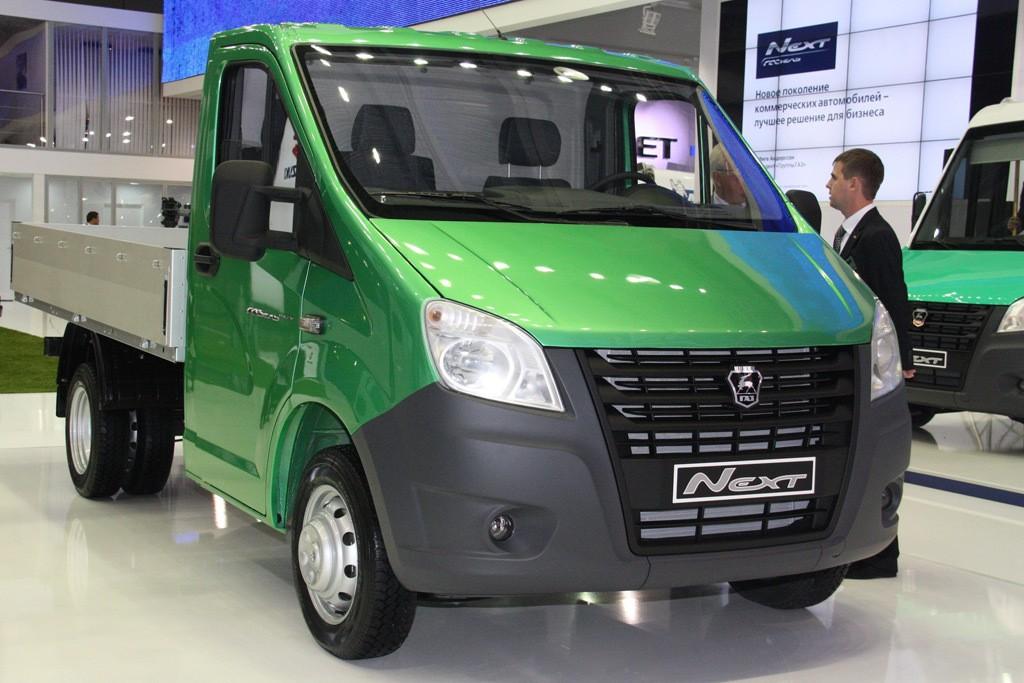 «Группа Газ» представила вСербии линейку авто «ГАЗель NEXT»