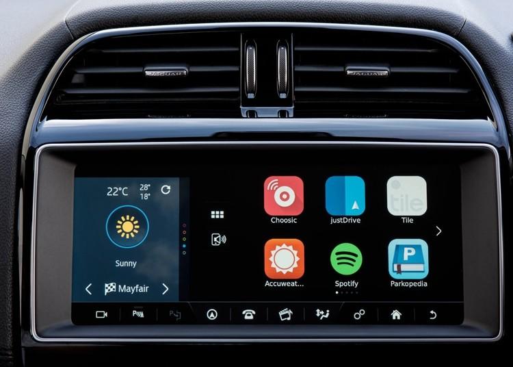 Автомобили Ягуар и Лэнд-Ровер получат безлимитный доступ кИнтернету