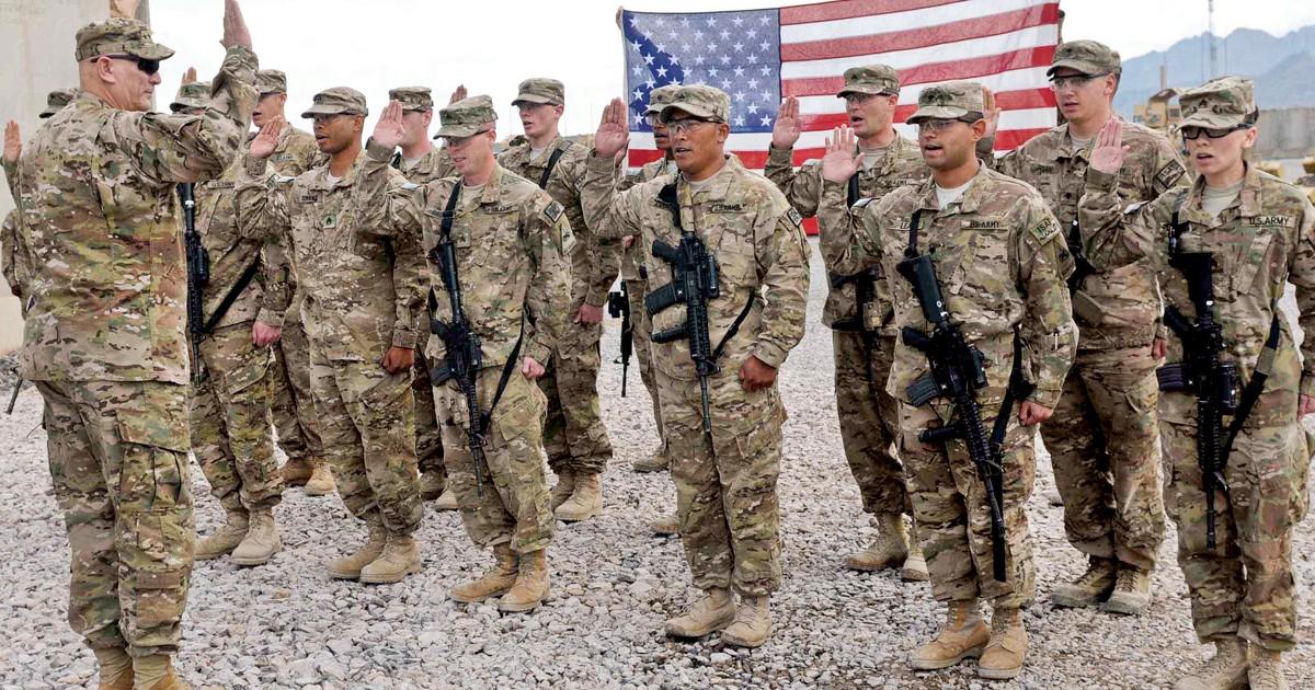 США хотят увеличить контингент вАфганистане на5 тыс. человек