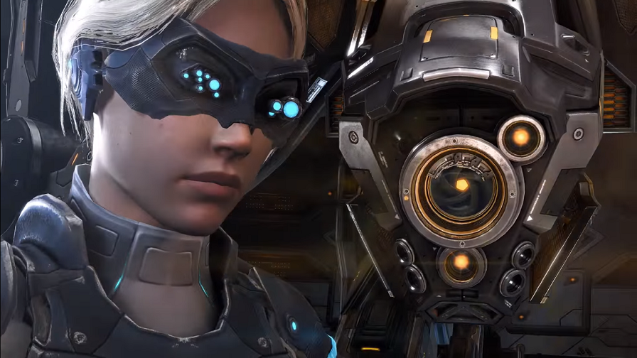 Blizzard анонсировала выход Star Craft Remastered летом 2017 года