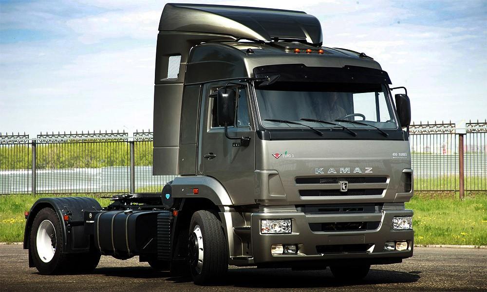Представлен рейтинг самых известных в Российской Федерации грузовиков